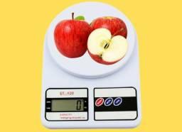 Título do anúncio: Balança de Cozinha Digital Alta Precisão 10Kg Fitness