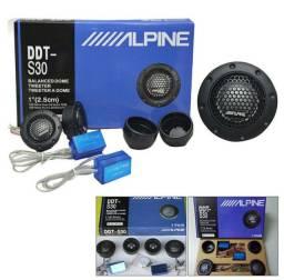 Par Tweeter Dome Alpine 1 (2,5 Cm) 180 Watts Ddt-s30