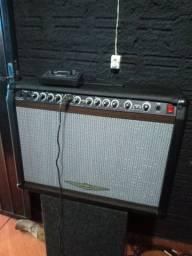 Título do anúncio: Cubo amplificador Guitarra (Oneal)