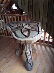 Mesa rustica