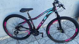 Bicicleta aro 29 KLS GLEE Nova Shimano alumínio