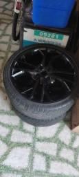Rodas 18 pneus 225/35