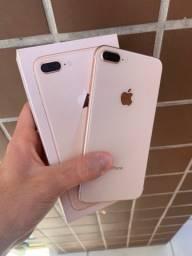 Vendo iPhone 8 Plus 64 gigas em estado de zero! PASSO CARTÃO