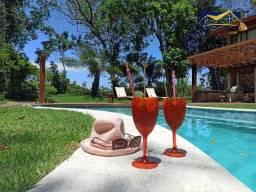 Casa com 6 suítes à venda, 510 m² por R$ 5.500.000 - Praia do Forte