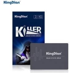 """SSD kingdian 2,5"""" 128GB - Sata3 6Gb/s - Novo/Lacrado"""