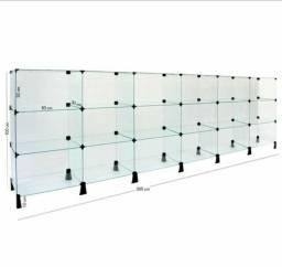 Título do anúncio: Modulados em vidro temperado