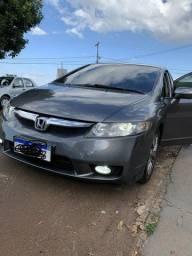 Honda Civic 2010 automático 1.8 flex