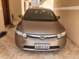 Civic automático  xls Flex 2007