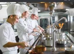 Cozinheiro (a) com experiência profissional