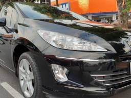 03 - Peugeot 408 Feline 2.0 16V Flex / Perfeito Estado, pronto pra uso