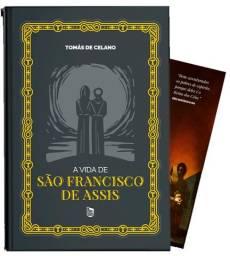 Livro São Francisco De Assis Lacrado Mbc Novo na caixa