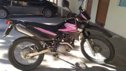 XTZ ano 2008 125cc partida elétrica, 9500km