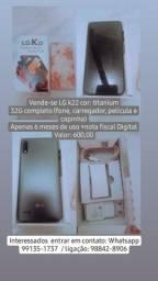 LG K22 COMPLETO