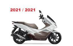 PCX 150 DLX - 2021 - okm - freio abs