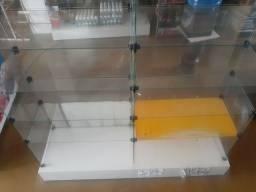 Título do anúncio: Pratileira de vidro