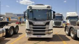 Título do anúncio: Scania G 410 6x2 2020/2021