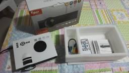 Mini Projetor Unic Uc40 HDMI USB VGA AV