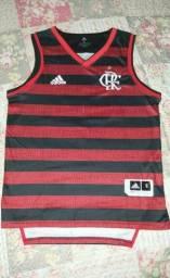 Camisa Regata Flamengo