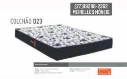 Colchão D23 - Casal - 188x138x14 ( Sexta Especial )