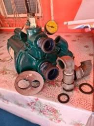 bomba de puxar agua de poço.