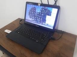 Notebook Samsung AMD E1-1500 Dual Core 1.48 ghz