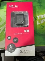 4Sjcam M10 Original Filmadora Câmera 12MP Tela Lcd