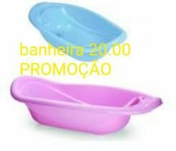 Banheira 20,00 kit c 10 tapetes 35,00 0,30 p0,30