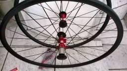 Título do anúncio: rodas tubular de carbono