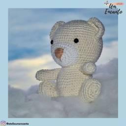 Ursinho de Crochê - Amigurumi