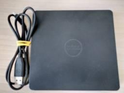 Drive cd/dvd dell dw316 para notebook e desktop