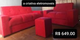 Título do anúncio: sofá