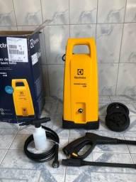 Lavadora de Alta Pressão Power Wash Eco Electrolux 1800 PSI e Bico Vario (EWS30) - 127V
