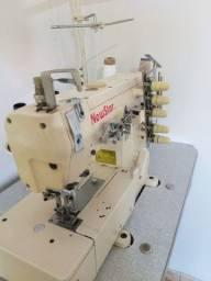 Máquina industrial galoneira bem conservada