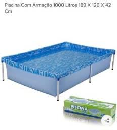 Piscina Infantil 1000 litros