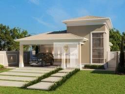 Lançamento! Casa linear em condomínio alto padrão, Viverde II/ Rio das Ostras!