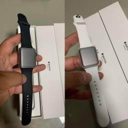 Relógio Apple Watch 3 38mm NOVOS / Preto ou Branco