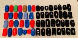 Capas de silicone para chave de carro