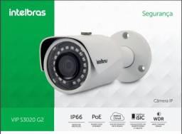 Câmera Intelbras Vip S3020 G2 - Nunca Usadas