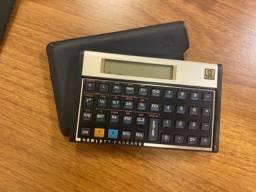 Título do anúncio: Original Calculadora HP12C Gold