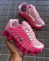 Título do anúncio: PROMOÇÃO * Nike Shox 12 molas feminino