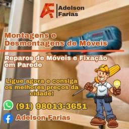 Montador  e desmontador  de móveis