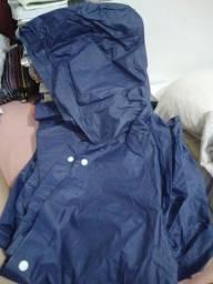 Vendo Capa de Chuva Azul- Por 15 reais