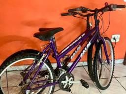 2 Bicicletas Caloi modelo Aspen Ventura Max 21v