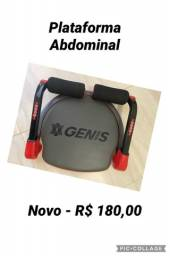 Genis Plataforma Abdominal