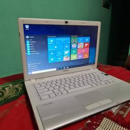 Notebook Sony Vaio Intel core i7 com 4 de RAM e HD de 500