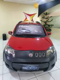 # Fiat uno way.¥ Financiamento com $1.000 reais de entrada