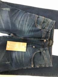 Calça Jeans Mioche 38 Skinny