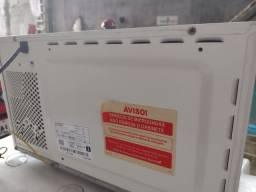 Microondas Eletrolux 18 litros