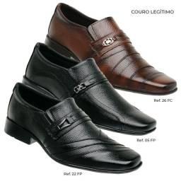 Sapatos sociais masculino o par