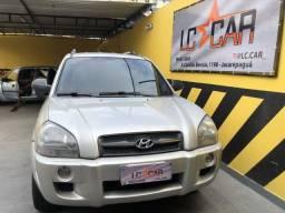 Título do anúncio: Hyundai Tucson 2008 c/ GNV